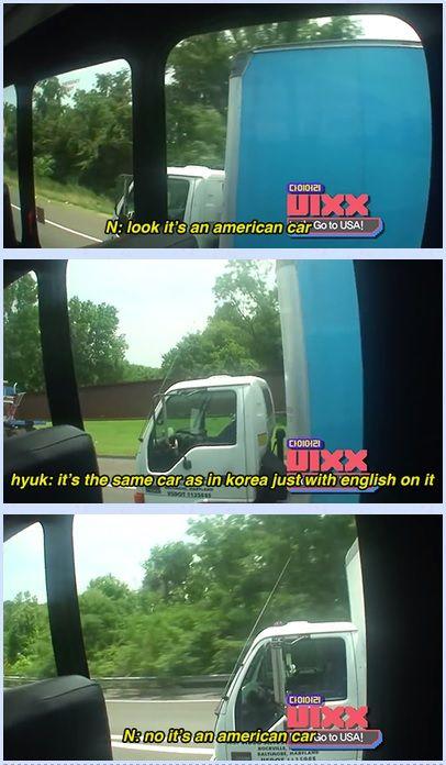 Vixx in America.