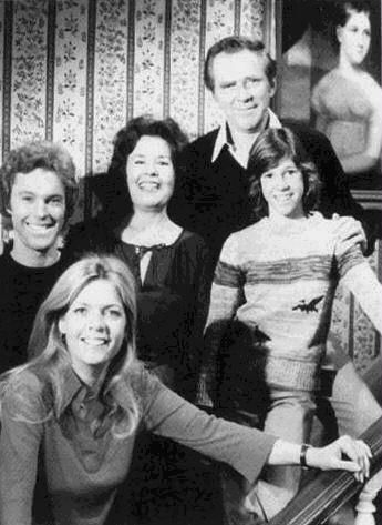 Family with Sada Thompson,James Broderick, Meridith Baxter Birney, Kristy McNichol and my favorite, Gary Frank...loved this show!