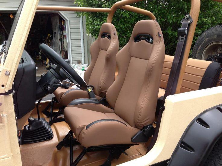 Rugged Ridge Wrangler Sport Seat, Spice 13405.37 (87-02 Wrangler YJ & TJ) - Free Shipping