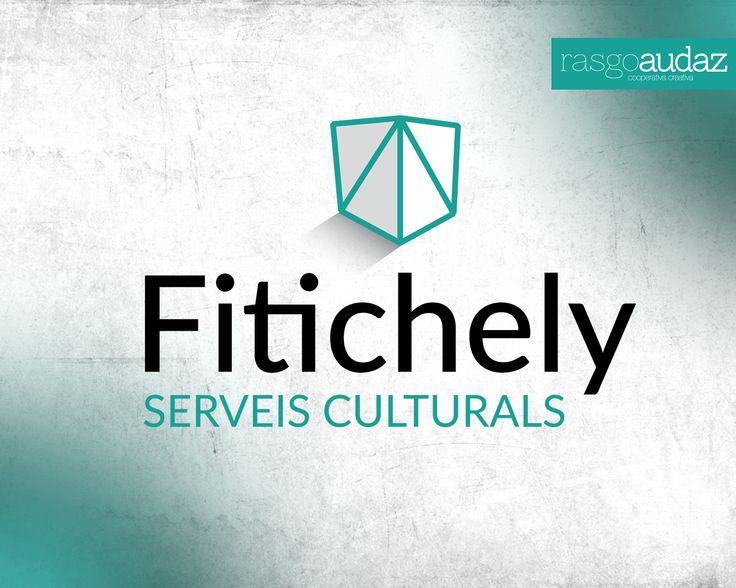 Logotipo para Fitichely Serveis Culturals.