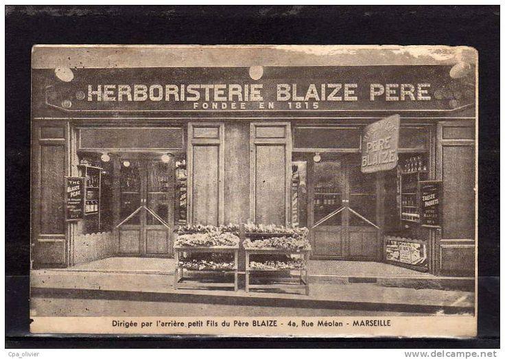 Herboristerie Père Blaize - 4 rue Méolan