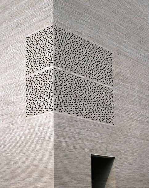 ArchitecturePasteBook.co.uk (officina-macedonia: Kolumba Museum Peter...)