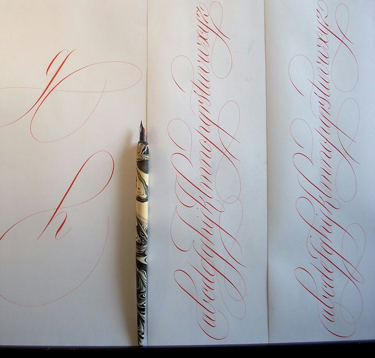 Images about copperplate styl on pinterest fonts