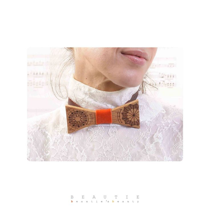 Unique handcrafted wooden bow tie (Beau Tie) Beau Tie Catalog (Bow Tie Catalog)- Volume #1- Winter 2015 © Guerdoo Design