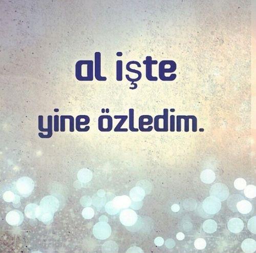 YİNE.. :)