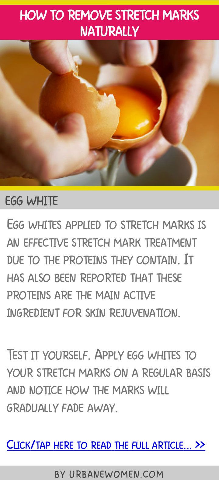 stretch marks removal remove mark beauty egg strech naturally diy cream skin remover natural removing makeup