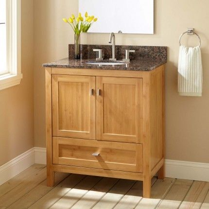 Images Photos  Alcott Narrow Vanity for Undermount Sink