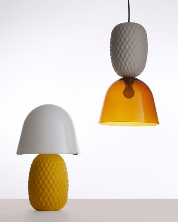 Pineapple light for MM Lampadari by Zorzenoni
