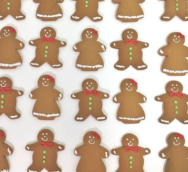 Gingerbread details