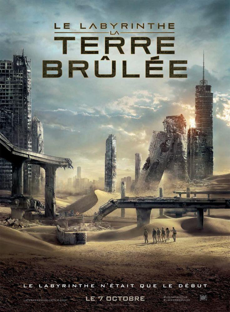 Le Labyrinthe : La Terre brûlée (2015) - en streaming, film complet vf youwatch vk | FILMSTREAMING-HD.COM