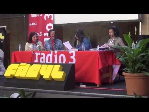 FÁCYL 2014  RNE Radio 3