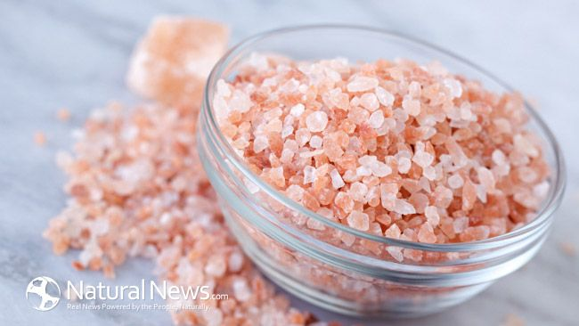This is What Happens To Your Body When You Eat Pink Himalayan Salt