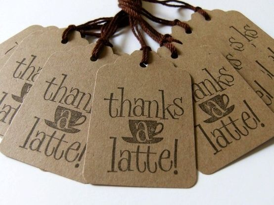 thanks a latte free printable | thanks a latte! by shannon