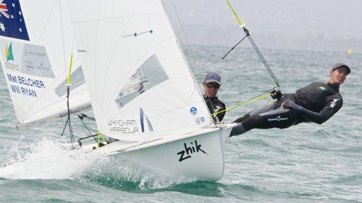 Australian National Champions 2014!!! Thanks #Zhik and our team of supporters! @Ronstan  @Audi Australia  @Nautica  #HamiltonIsland #2XU #MauiJim #TeamAbeam #Aus11 #MatBelcher #WillRyan