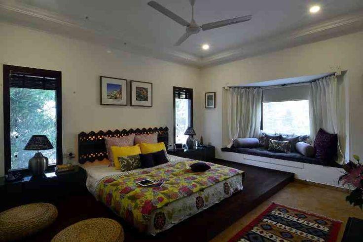 Bedroom Design by Sandesh Prabhu