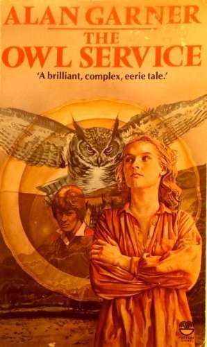 The-Owl-Service-by-Alan-Garner-FREE-AUS-POST-used-paperback