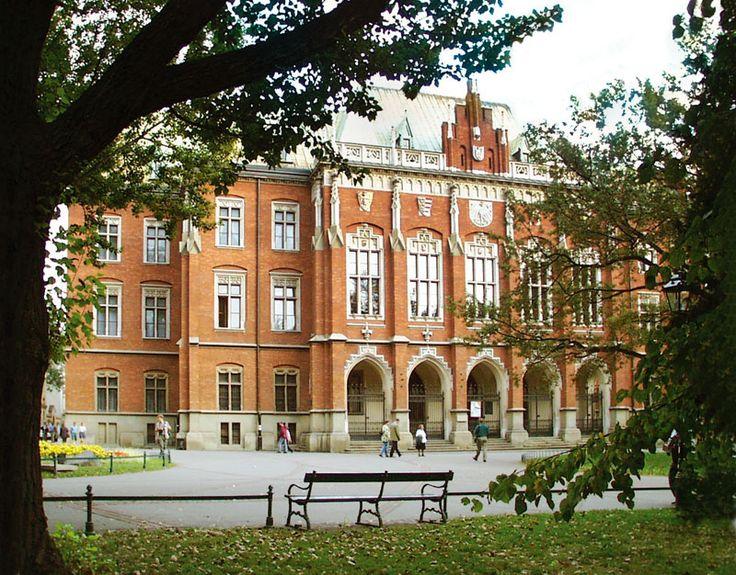 Jagiellonian University in Krakow