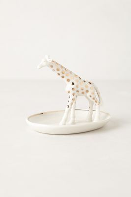 Giraffe Trinket Dish #anthropologie