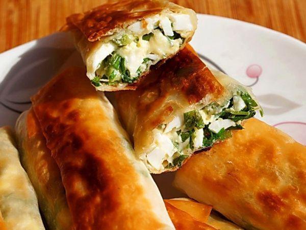 Бртуч — армянская закуска из лаваша — vkusno.co