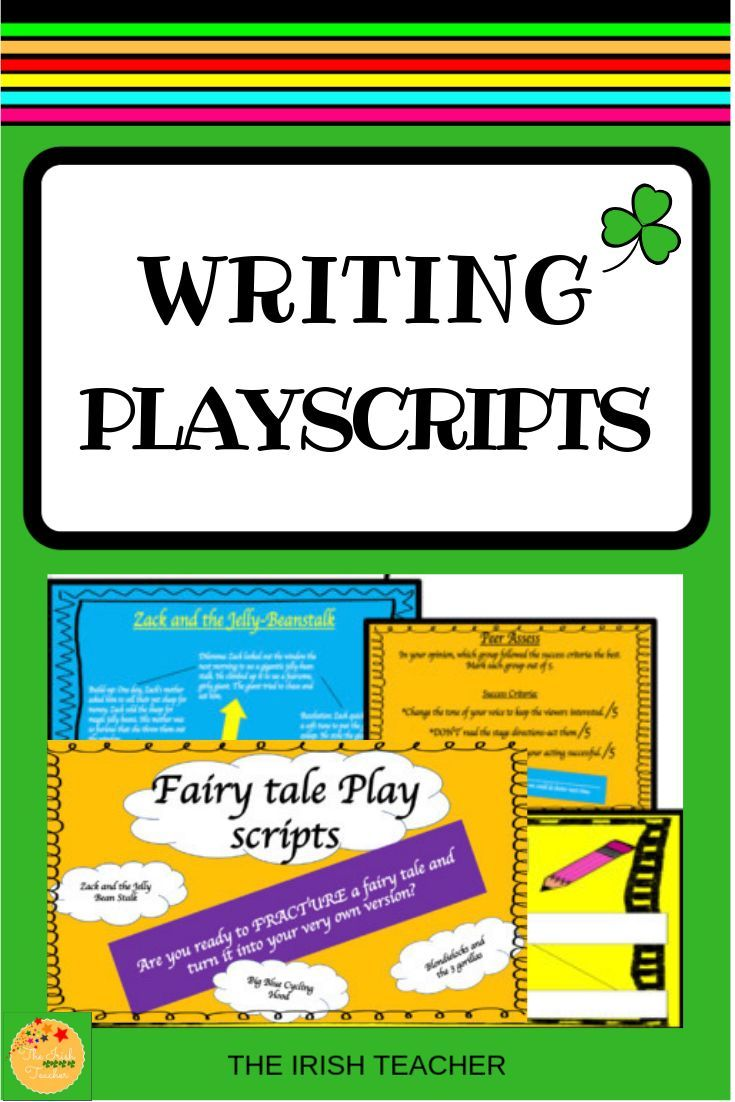 Writing Playscripts Unit Fractured Fairytales Play Scripts For Kids Elementary Teaching Resources Elementary Literacy Activities