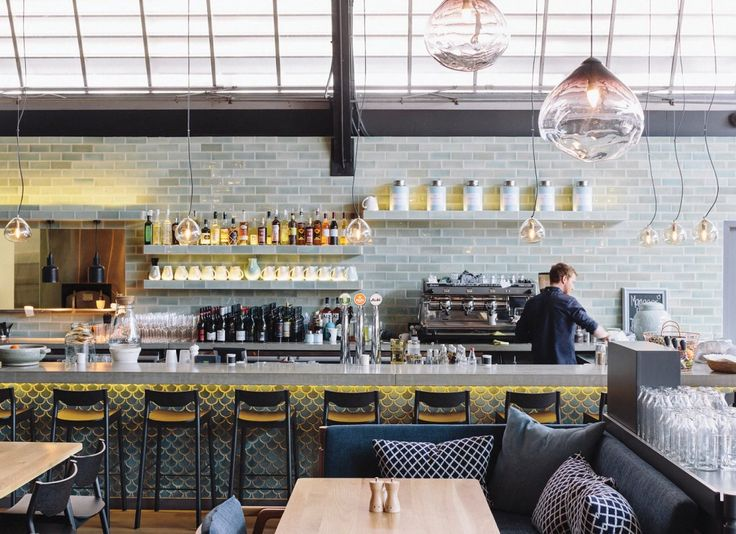 Local city guide—Auckland. Odettes Eatery. (What we love: trying something a little different,  always something new to try on the menu).