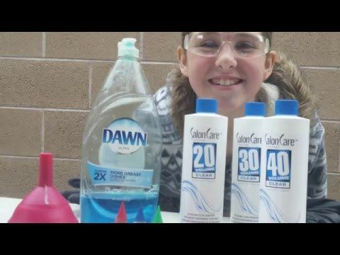 Jaiden's 5th Grade Science Project - YouTube