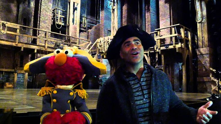 Digital #Ham4Ham The Story Of Tonight w/Elmo!