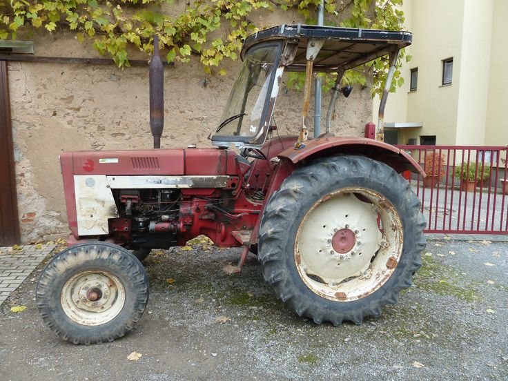 IHC Traktor 553S Baugleich IHC 523   eBay