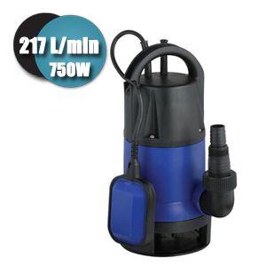 Pompe submersible vide cave automatique 750W 217 L/min 0.9bars