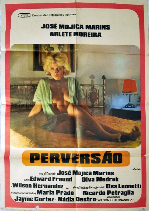 Perversão, 1979 - Brazilian poster