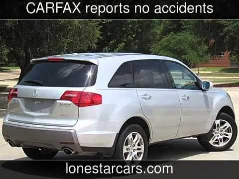 2009 Acura MDX  Used New   Plano,Texas   2013 06 19