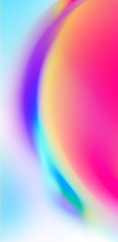 Colorful Abstract Unique Background For Samsung Galaxy S9 And S9