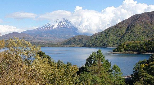 Fuji Five Lakes Travel: Lake Motosuko