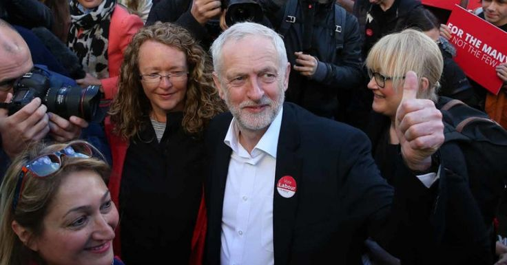 Bernie Sanders Is Super Excited About Jeremy Corbyn's Anti-Austerity Campaign | By John Nichols | Common Dreams