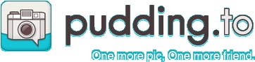 New Photo App pudding.to     Over million downloads just in a week!
