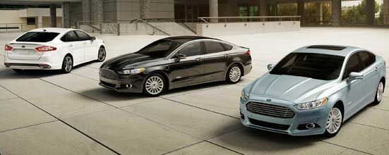 2013 Ford Fusion Named Total Quality Index Mid-Size Car Winner