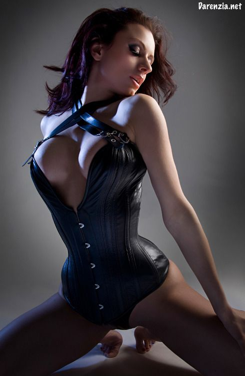 Question latex sexy leather lingerie theme