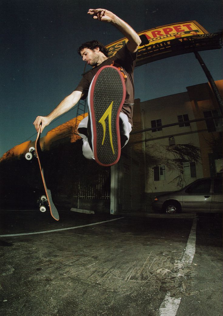 Mike Carroll Lakai airwalk.