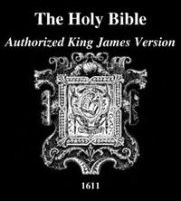 NTEB: The King James Authorized 1611 Holy Bible / Check out the article where the King James Version & the New International Version go toe-to-toe...and see who wins!
