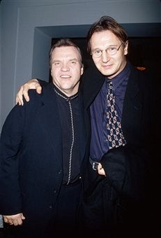 Liam Neeson;Meat Loaf Pictures | Getty Images