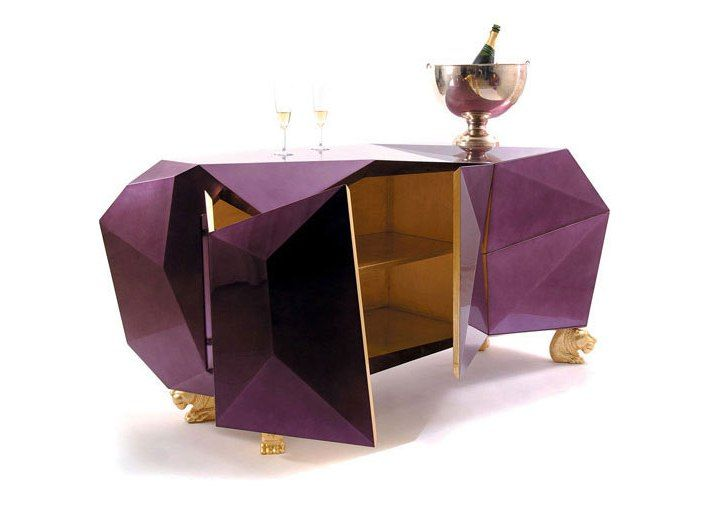 Boca do Lobo- Portuguese Design Diamond Sideboard