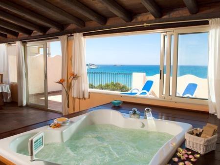Sardinia Villasimius Resort Hotel Stella Maris, Presidential Suite