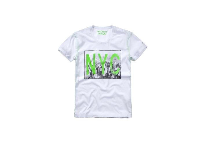 Fred Mello t-shirts collection #fredmello  #fredmello1982 #newyork #springsummer2013 #accessible luxury #cool #usa #