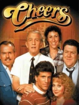 Ted Danson: Sam Malone Nick Colasanto: Ernie 'Coach' Pantusso   Rhea Perlman: Carla Tortelli ·  John Ratzenberger: Cliff Clavin · George Wendt: Norm Peterson  Kelsey Grammer: Dr. Frasier Crane  Woody Harrelson: Woody Boyd   Shelley Long: Diane Chambers  Bebe Neuwirth: Dr. Lilith Sternin-Crane  Kirstie Alley: Rebecca Howe  Frances Sternhagen: Esther Clavin