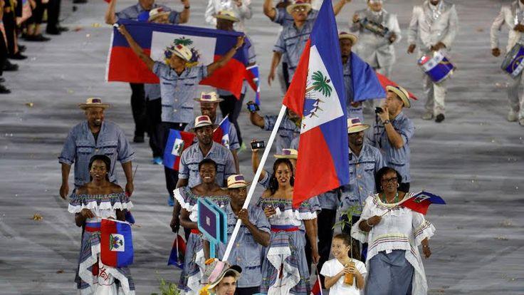 Haiti aux Jeux Olympiques de Rio 2016