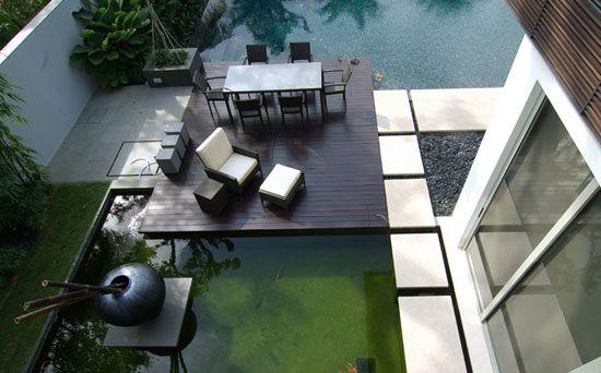 modern patio - Google Search