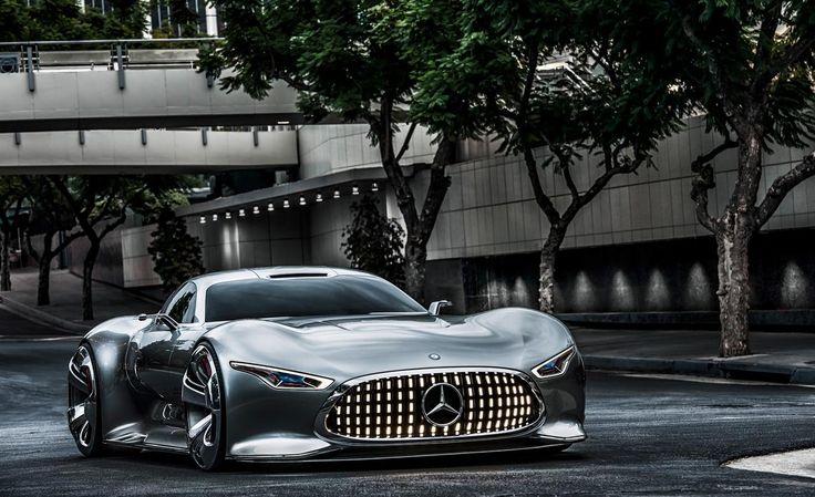 concept-car voiture du futur