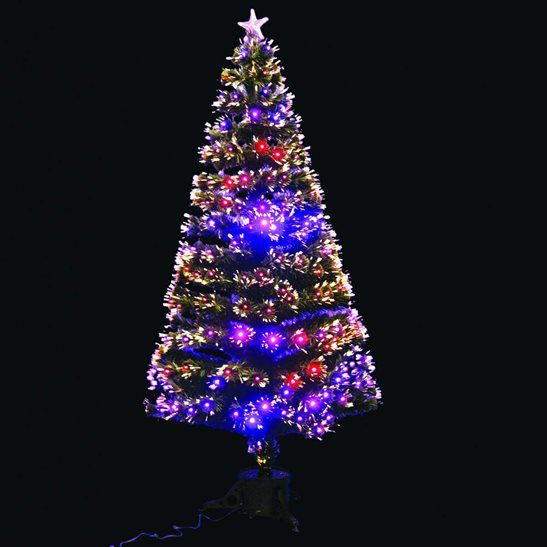 11 Best Fibre Optic Trees And Decorations Images On