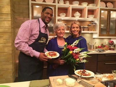 Live With Kelly And Michael Cake Recipe