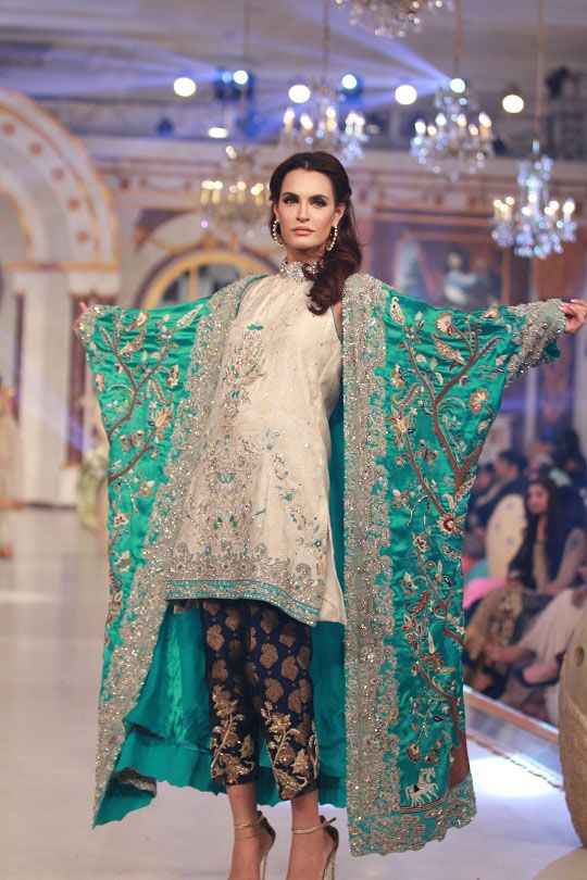 Pantene Bridal Couture Week 2013 | BCW2013 | Nida Azwer Bridals BCW | Deepak Perwani bridals BCW | Ayesha Somaya Bridals BCW | Secret Closet...